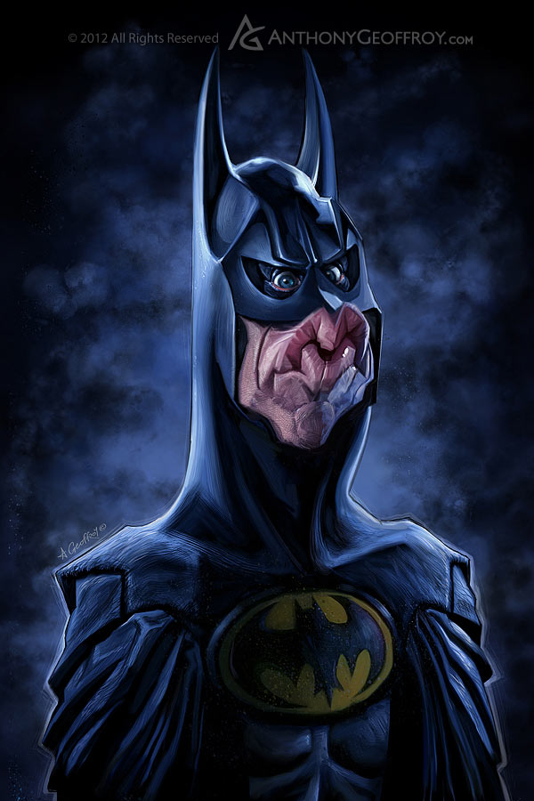 BATMAN-caricature